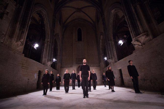 3D Nomade Danse Dehors Dedans - Critique sortie Danse Tremblay-en-France