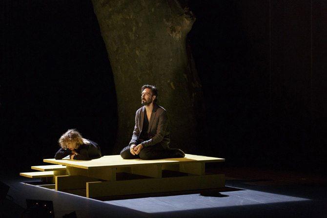 Andreas - Critique sortie Théâtre Aubervilliers Théâtre de la Commune