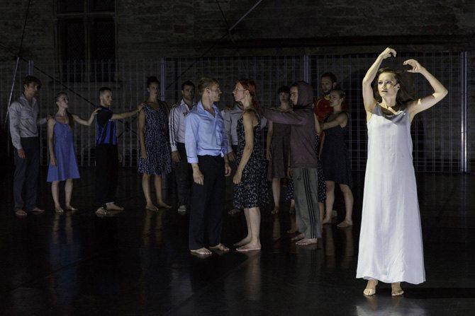 Retour à Berratham - Critique sortie Danse Paris Théâtre national de Chaillot
