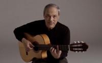 Le brésilien Toquinho, invité de la violoncelliste Ophélie Gaillard dans son projet « Alvorada ».