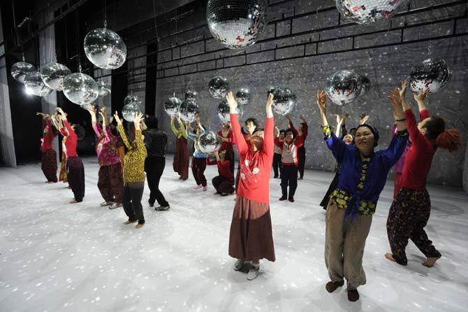 Trois générations dansantes - Critique sortie Danse Paris Théâtre de la Ville