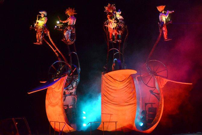 Festival mondial des théâtres de marionnettes - Critique sortie Théâtre Charleville-Mézières