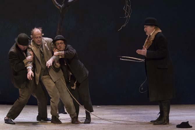 En attendant Godot - Critique sortie Théâtre Lyon _Théâtre des Célestins