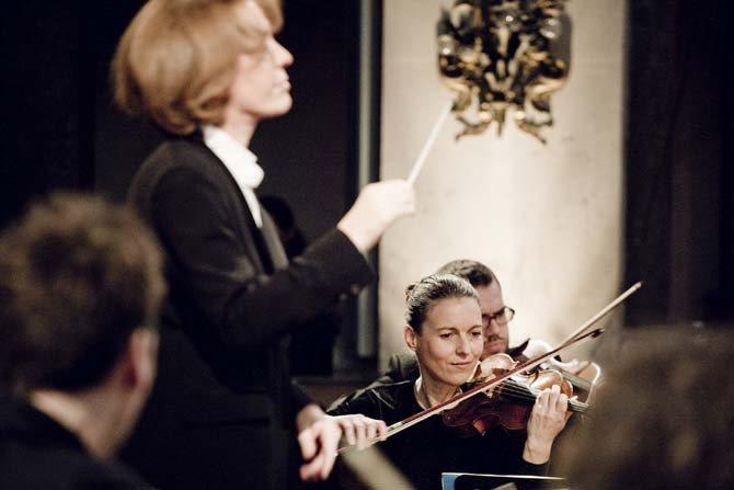 Insula Orchestra et Accentus - Critique sortie Classique / Opéra Paris Philharmonie de Paris 2
