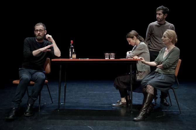 L'Italie à l'honneur - Critique sortie Théâtre Paris Théâtre national de la Colline.