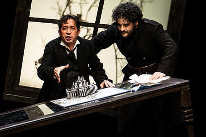 Le Révizor - Critique sortie Théâtre Paris THEATRE DU LUCERNAIRE