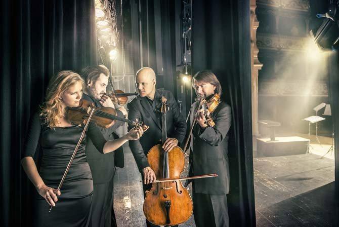 Quatuor Artemis - Critique sortie Classique / Opéra Paris Théâtre des Champs-Élysées