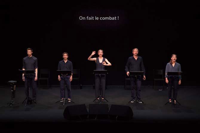Suite n°2 - Critique sortie Théâtre Gennevilliers Théâtre de Gennevilliers