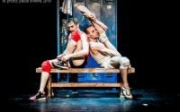Un drôle de duo de mâles sportifs…  © Paola Evelina