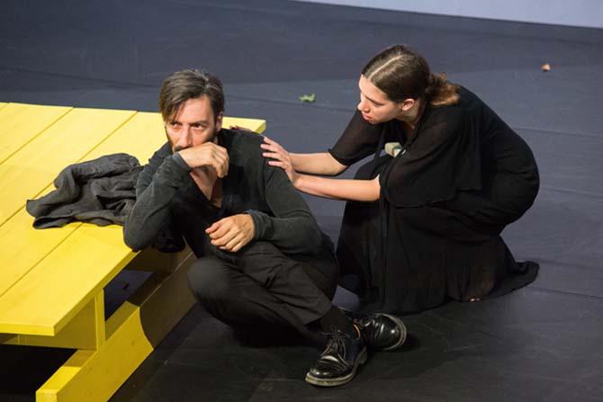 Andreas - Critique sortie Théâtre Douai Douai Hippodrome / Arras Théâtre