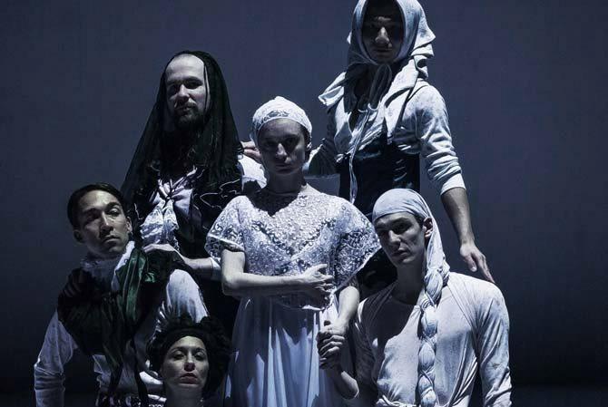 The Ghost of Montpellier Meets the Samuraï - Critique sortie Danse Paris Centre Georges Pompidou