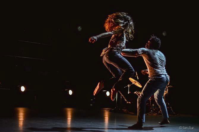 Bien sûr, les choses tournent mal - Critique sortie Danse Paris Atelier de Paris-Carolyn Carlson