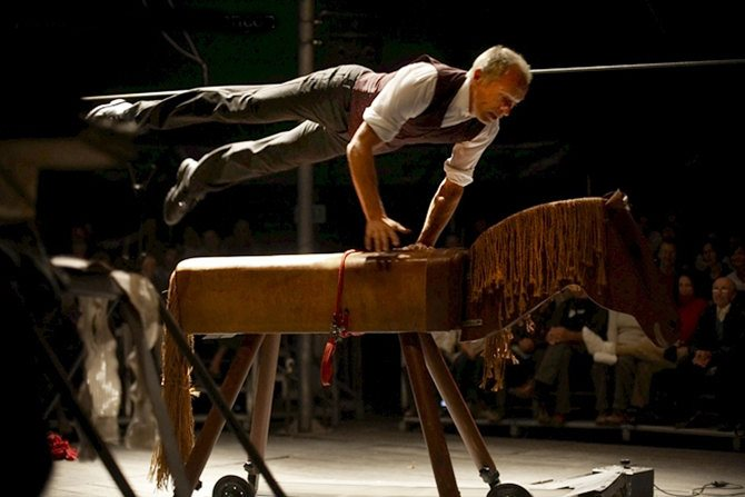 Brassage de cirques - Critique sortie Cirque Vélizy-Villacoublay L'Onde