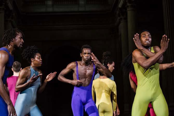 Heroes, prélude - Critique sortie Danse Paris Le Centquatre
