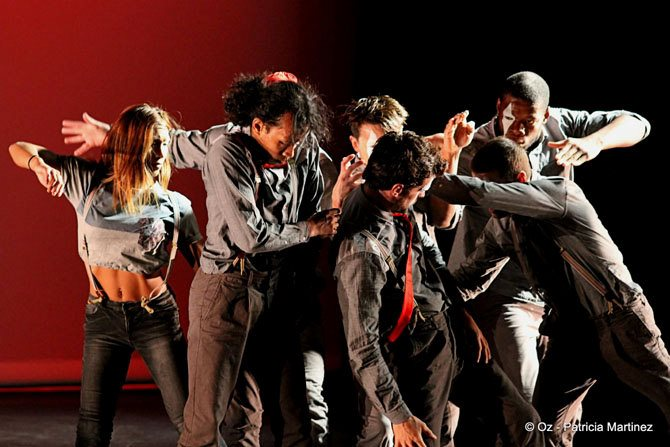 Je danse parce que je me méfie des mots - Critique sortie Danse Saint-Quentin-en-Yvelines __Théâtre de Saint-Quentin en Yvelines