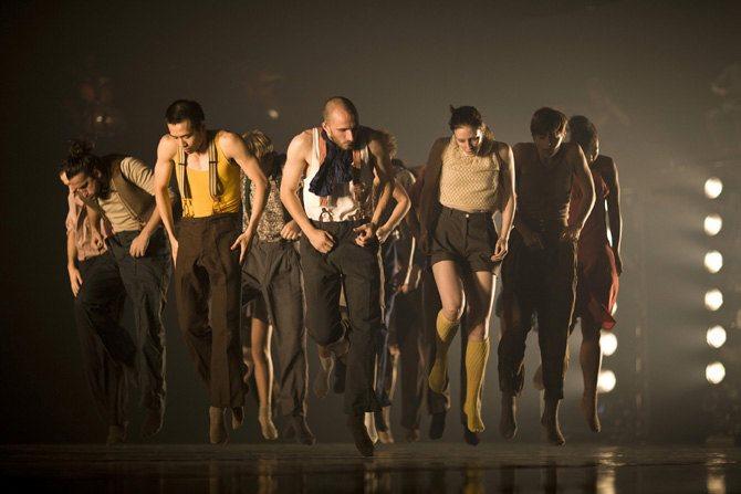 Danse à L'Onde - Critique sortie Danse Vélizy-Villacoublay L'Onde