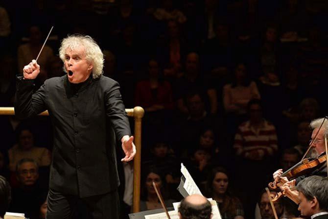Simon Rattle - Critique sortie Classique / Opéra Paris Philharmonie de Paris 1
