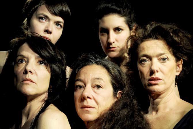 Tabou - Critique sortie Théâtre Paris _Le Lucernaire