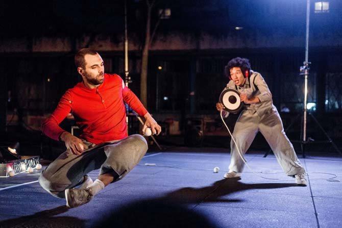 Un automne cirque et hip hop - Critique sortie Danse La Plaine Saint-Denis Académie Fratellini