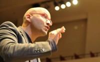 Enrique Mazzola, directeur musical de l'Orchestre national d'Île-de-France. © ONDIF/Ted Paczula
