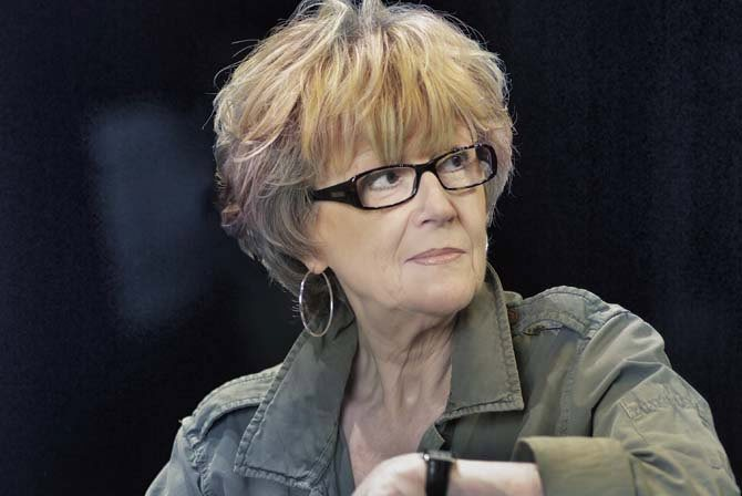Françoise Letellier, directrice du Théâtre Les Gémeaux. © M. Monteaux