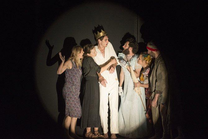 Les Géants de la montagne - Critique sortie Théâtre Paris Théâtre national de la Colline.