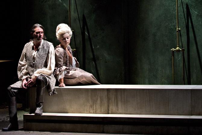 Ne me touchez pas - Critique sortie Théâtre Strasbourg Théâtre National de Strasbourg