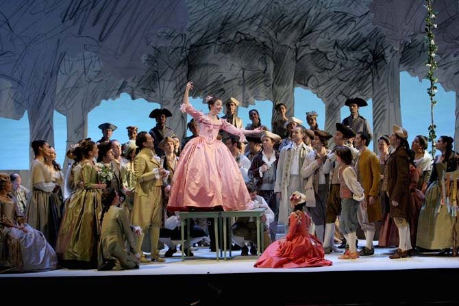 Une saison française - Critique sortie Classique / Opéra Marseille Opéra de Marseille