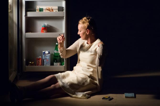 L'Origine del mondo. Ritratto di un interno. - Critique sortie Théâtre Paris Théâtre national de la Colline.
