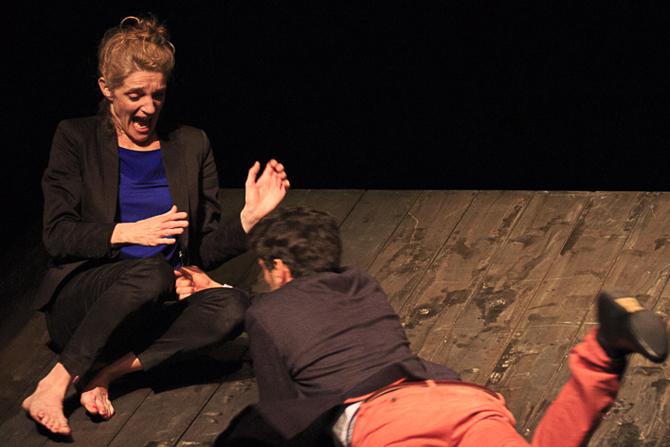 Pédagogies de l'échec - Critique sortie Théâtre Paris Vingtième Théâtre