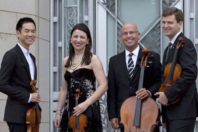 Quatuor Ehnes - Critique sortie Classique / Opéra Paris Auditorium du Louvre
