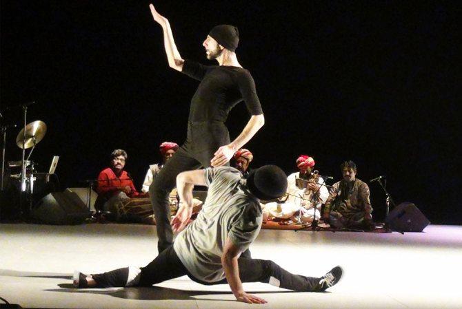 Rendez-Vous Chorégraphiques de Sceaux - Critique sortie Danse Sceaux Les Gémeaux - Scène Nationale