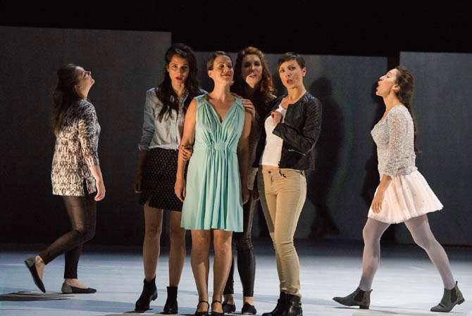 Svadba - Critique sortie Classique / Opéra Nantes Théâtre Graslin