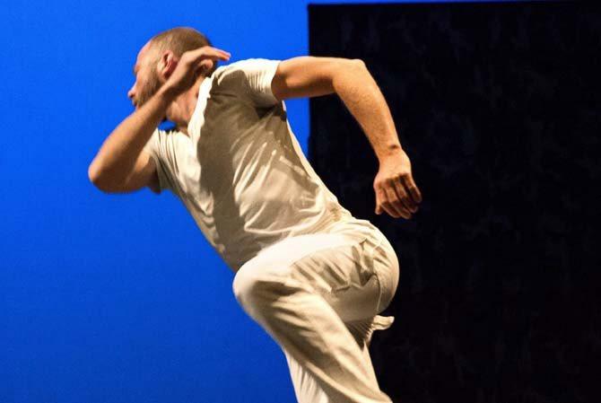 Trois Américains à Paris - Critique sortie Danse Pantin Centre national de la danse