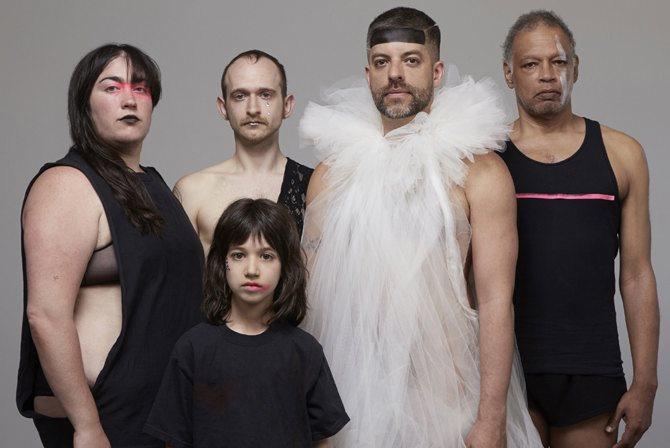 Age & Beauty Trilogy - Critique sortie Danse Paris Centre Pompidou