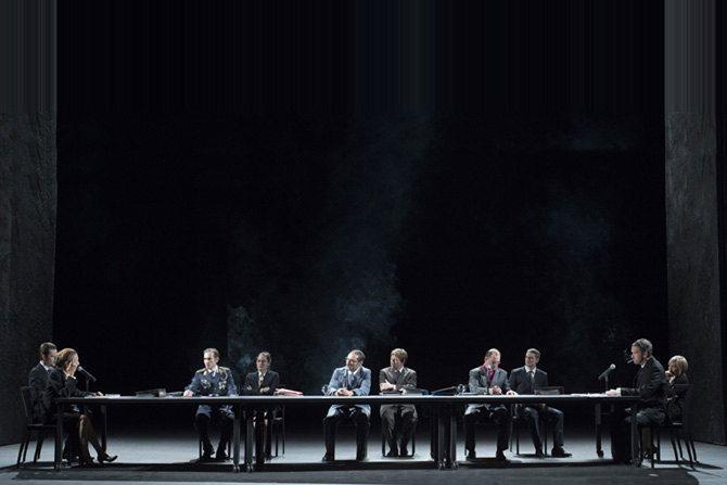 Ça ira (1) Fin de Louis - Critique sortie Théâtre Nanterre Théâtre Nanterre-Amandiers