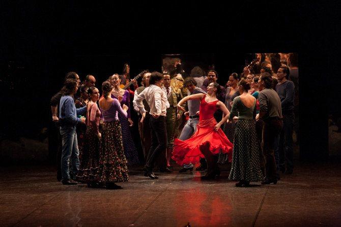 Carmen - Critique sortie Danse Paris Casino de Paris