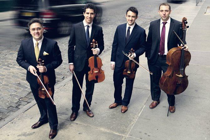 Le Quatuor Escher a enregistré l'intégrale des quatuors de Zemlinsky pour Naxos.