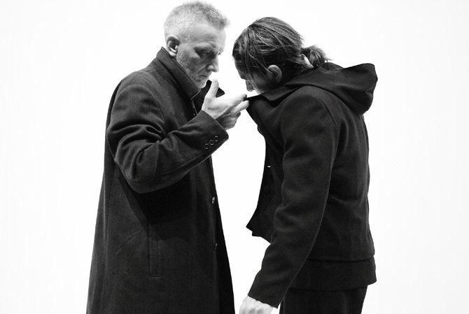 Le Cinquième hiver - Critique sortie Danse Paris Théâtre des Abbesses