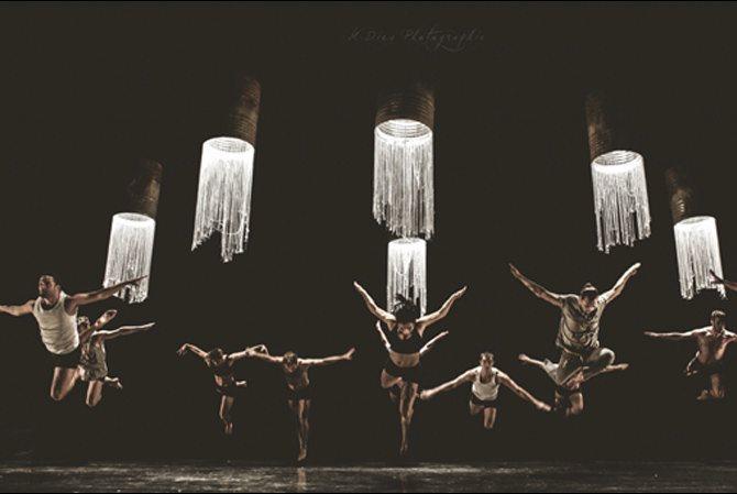 Répertoire #1 - Critique sortie Danse Créteil Maison des Arts de Créteil