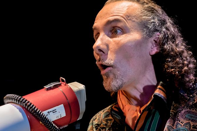 Dr Flatterzung et les sept péchés capitaux de la musique contemporaine - Critique sortie Classique / Opéra Montreuil Théâtre Berthelot