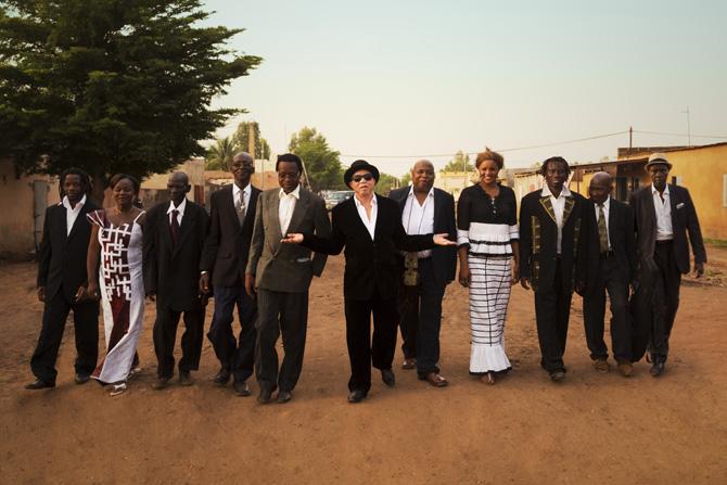 Week-end Bamako - Critique sortie Jazz / Musiques Paris Philharmonie 2