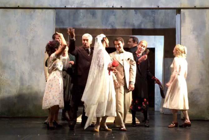 Noces de sang - Critique sortie Théâtre Suresnes Théâtre de Suresnes Jean-Vilar