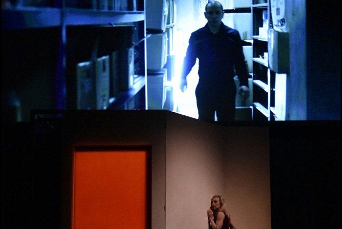 Radioscopies - Critique sortie Danse Tremblay-en-France Théâtre Louis Aragon