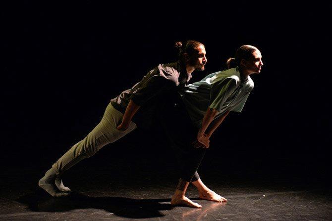Une soirée, deux duos - Critique sortie Danse Saint-Ouen Espace 1789