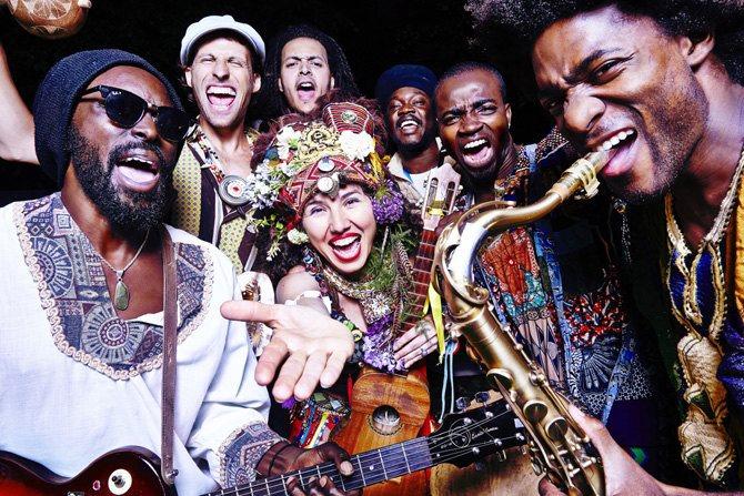 Festival WorldStock - Critique sortie Jazz / Musiques Paris Les Bouffes du Nord
