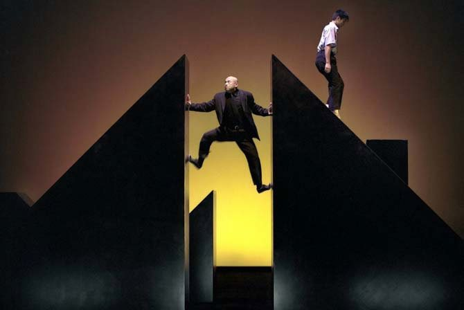 Les sept planches de la ruse - Critique sortie Théâtre Paris Le Centquatre