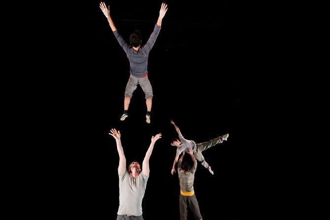 Face Nord - Critique sortie Cirque La Courneuve _Centre Jean-Houdremont