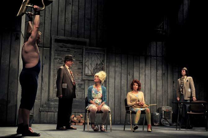 Home - Critique sortie Théâtre Paris Théâtre de l'Oeuvre
