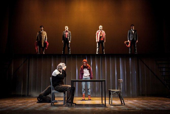Idem - Critique sortie Théâtre Paris CARTOUCHERIE